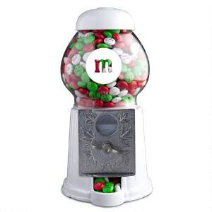 M Logo Personalized M&M'S Candy Dispenser